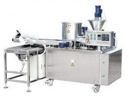 Almond biscuit forming machine