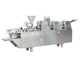Automatic Crispy Puff Forming Machine